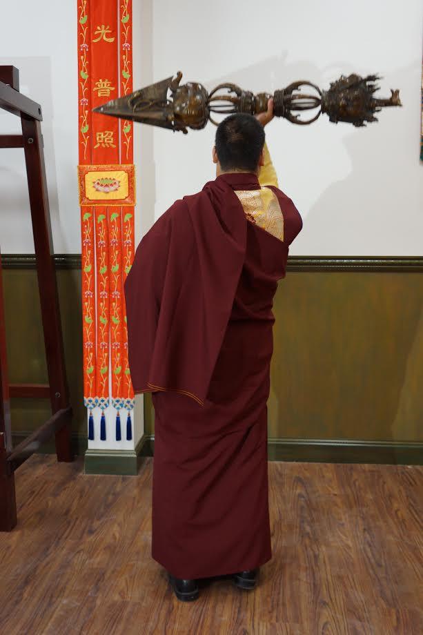 世界佛教總部公告 (公告字第20170112號) 關於大悲觀音加持法和內密的補充說明 附圖